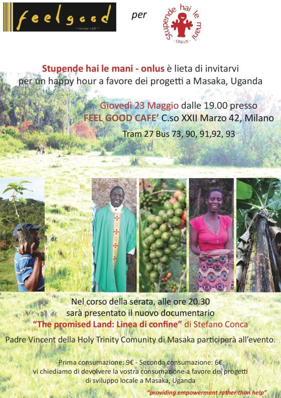 Invito serata 23 Maggio 2013_Feel Good